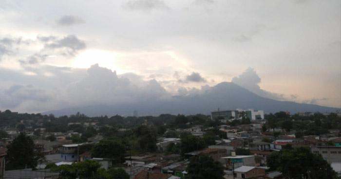 Tormenta tropical Elsa ha dejado de influenciar sobre el territorio salvadoreño
