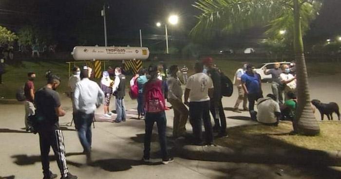 Nueva caravana de migrantes partió desde Honduras hacia EE.UU.