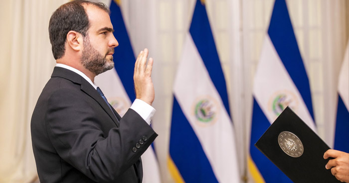 Juan Carlos Bidegaín es el nuevo Ministro de Gobernación