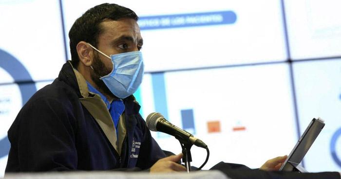 Departamentos más afectados por COVID-19 son San Salvador, La Libertad y Santa Ana