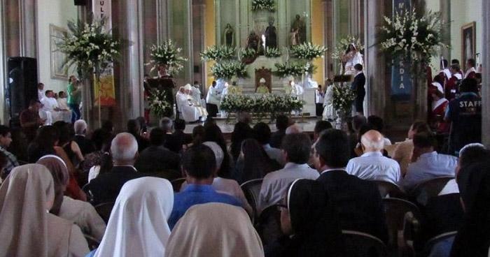 Iglesia Católica suspende toda concentración de personas para actos religiosos