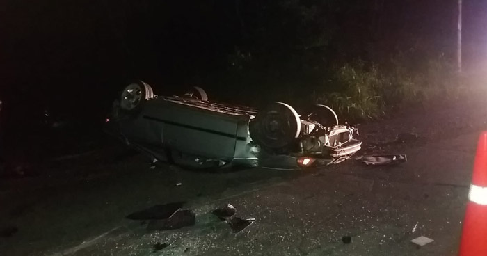 Un hombre murió tras grave accidente de transito en Morazán