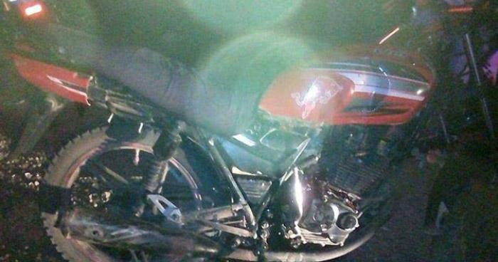 Motociclista murió al chocar por conducir a excesiva velocidad