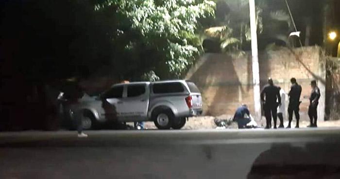 Acompañante de motociclista muere en accidente sobre carretera Panamericana
