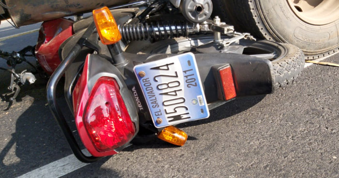 Muere bombero tras accidente de tránsito en Santa Ana