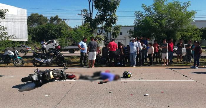 Un fallecido y dos lesionados tras grave accidente en carretera Comalapa