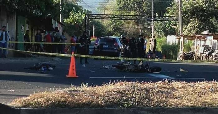 Motociclista falleció tras ser arrollado en desvío al Boquerón