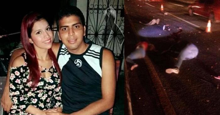 Motociclistas fallecidos en carretera Comalapa dejan a 3 niños en la orfandad