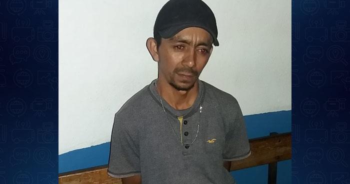 Sorprenden a hombre conduciendo con más de 500 grados de alcohol en Morazán