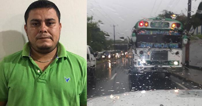 Arrestan a motorista de Ruta 116 por conducir en sentido contrario en Bulevar del Ejército