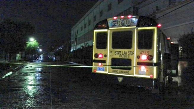 Asesinan a motorista de un autobús de la ruta 10 de Santa Ana