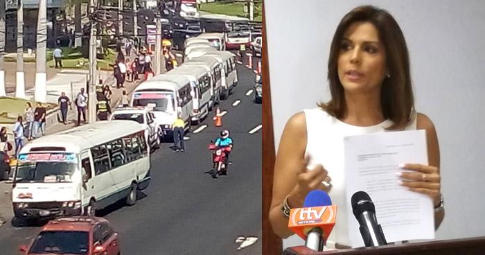 Diputada pide que empresarios de transporte paguen las esquelas de sus motoristas