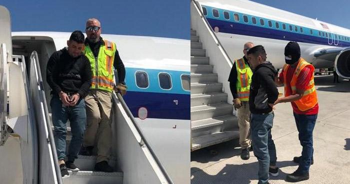 Miembro de la MS buscado en El Salvador fue capturado en Texas, Estados Unidos