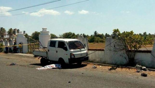Hombre muere en accidente de tránsito en carretera a la Costa del Sol