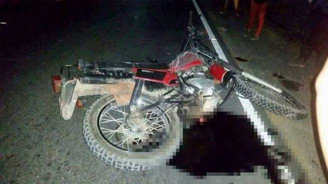 Fallece fundador de una universidad de Chalatenango tras ser arrollado por una motocicleta