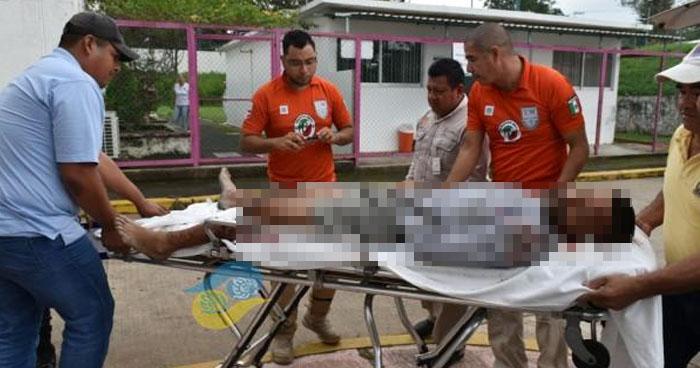 Salvadoreño murió luego de caer y ser arrollado por un tren en Carranza, México