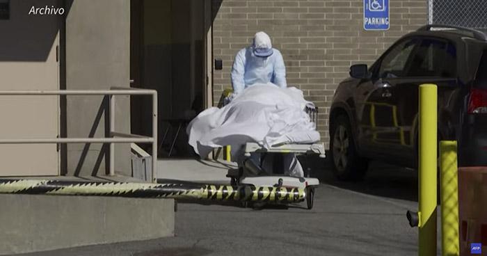 Más de 600 mil personas han muerto por COVID-19 en Estados Unidos