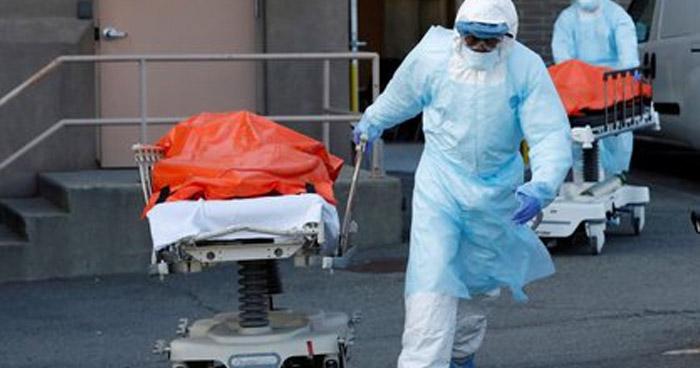 EE.UU. registra 34.700 nuevos contagios de COVID-19 en el último día