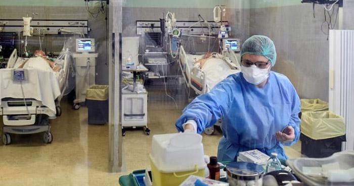 """Italia registra 575 muertos y más de 3.000 nuevos casos de """"Coronavirus"""""""