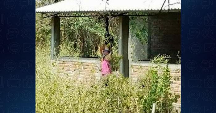 Encuentran a mujer ahorcada en una vivienda de Jiquilisco, Usulután