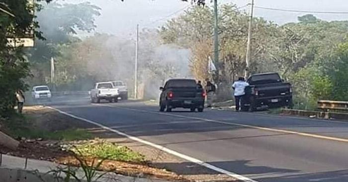 Hallan cadáver calcinado de una mujer en Ahuachapán