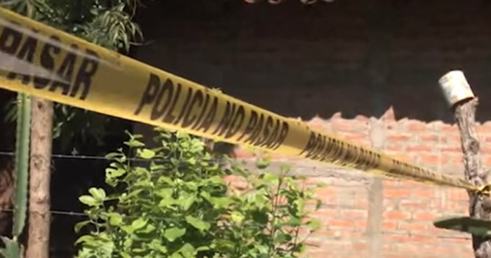Asesinan a una mujer en San Isidro, Cabañas