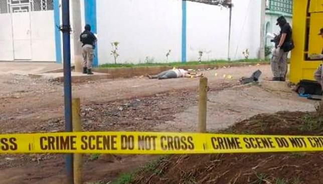 Asesinan a una mujer cuando se dirigía a dejar a dos menores de edad a una escuela en Ciudad Arce