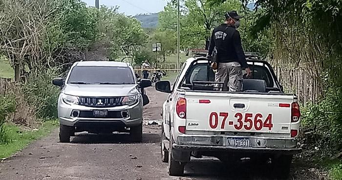 Asesinan a mujer en El Carmen, La Unión