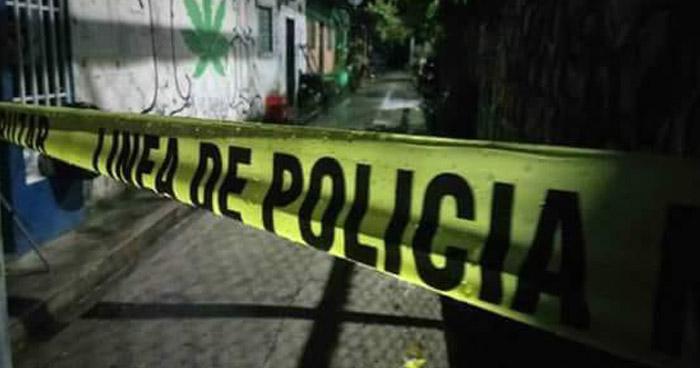 Pandilleros asesinan a una mujer en colonia Vista al Lago de Ilopango