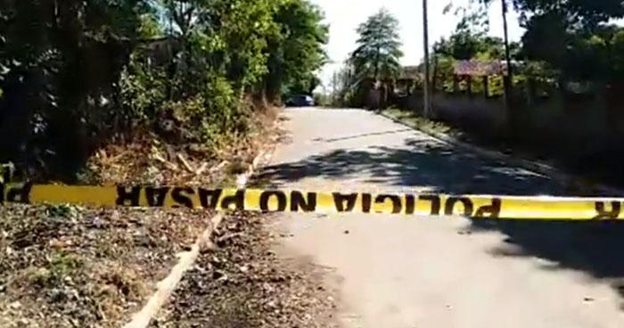 Mujer fue asesinada al interior de un vehículo en Jiquilisco, Usulután