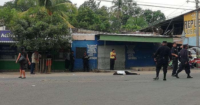Empleada de Centros Penales fue asesinada en Sonzacate, Sonsonate