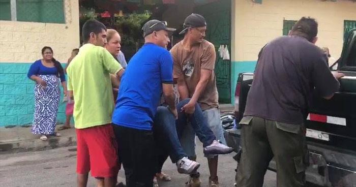 Muere comerciante lesionada de bala en Barrio Concepción de San Miguel