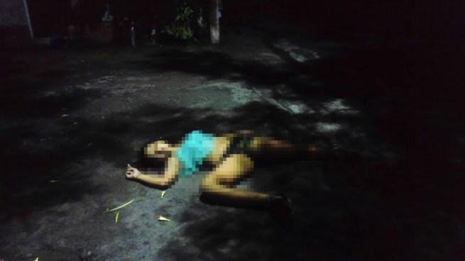 Asesinan a balazos a una mujer en San Miguel y la dejan semidesnuda