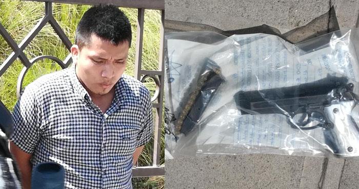 Arrestan a un múltiple homicida durante un operativo en Santo Tomás