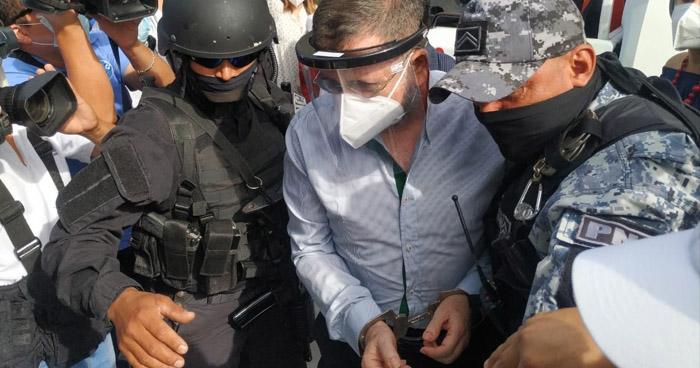 Arresto domiciliar para David Munguía Payés por caso Tregua