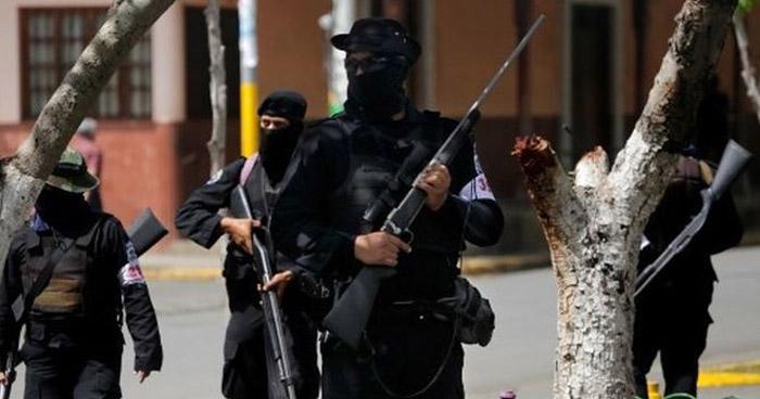 Dos jóvenes muertos y 5 lesionados tras jornada violenta en Nicaragua