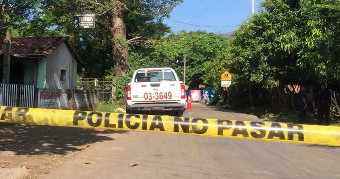 Nicaragüense asesinado en Chirilagua, San Miguel