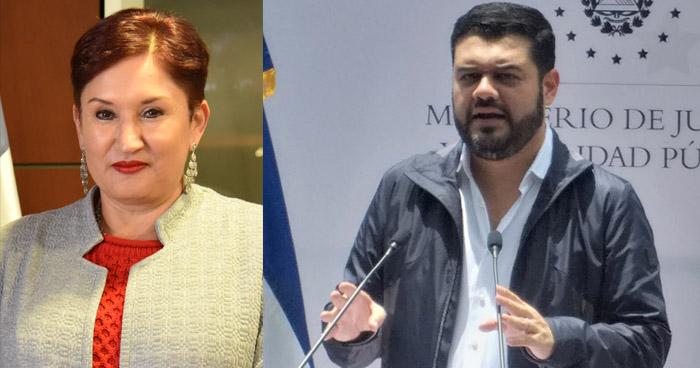 """Ministro de Seguridad: """"Thelma Aldana no se encuentra en el país"""""""