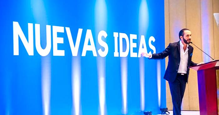 Nuevas Ideas a 3 días de convertirse en partido político