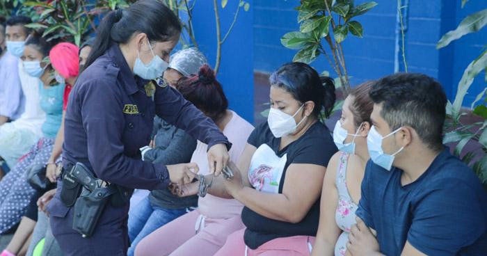 Capturados por usurpar viviendas en colonia Altavista