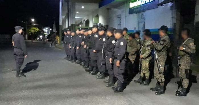 Realizan fuerte operativo en San Pedro Perulapán tras dobles homicidios