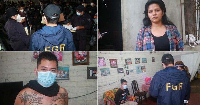 Capturan a miembros de la MS involucrados en desapariciones forzadas