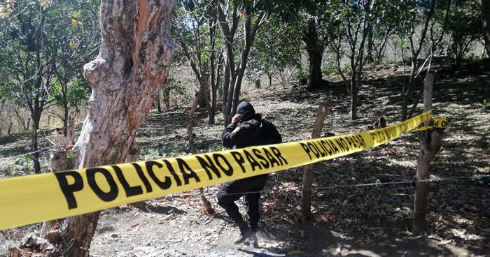 Encuentran osamentas humanas en Moncagua, San Miguel