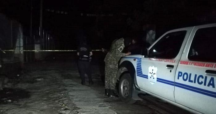 Asesinan a padre de un agente de la PNC en Izalco, Sonsonate