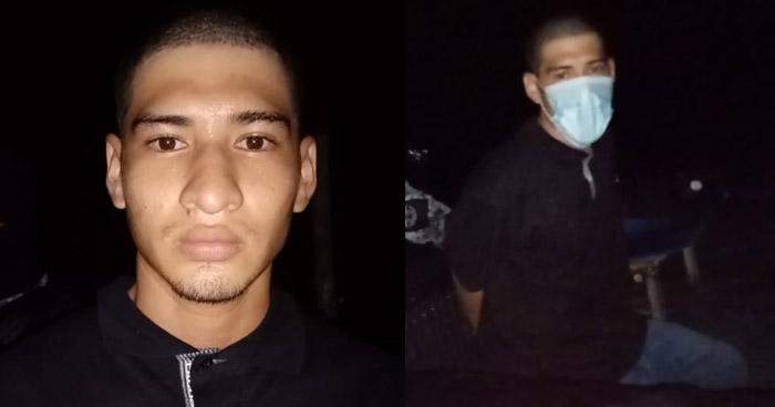 Capturan a palabrero de una pandilla que opera en Chalatenango