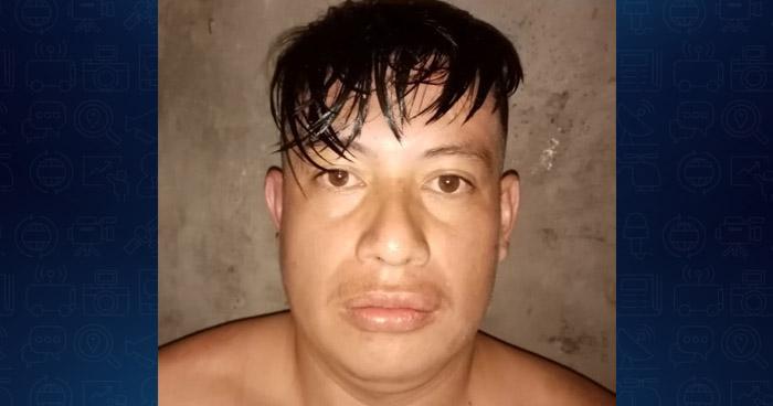 Líder de una pandilla capturado por Homicidio en Cuscatlán