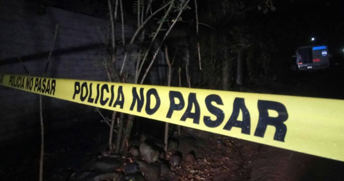 Asesinan a dos hermanos y queman sus cuerpos en cantón de Panchimalco