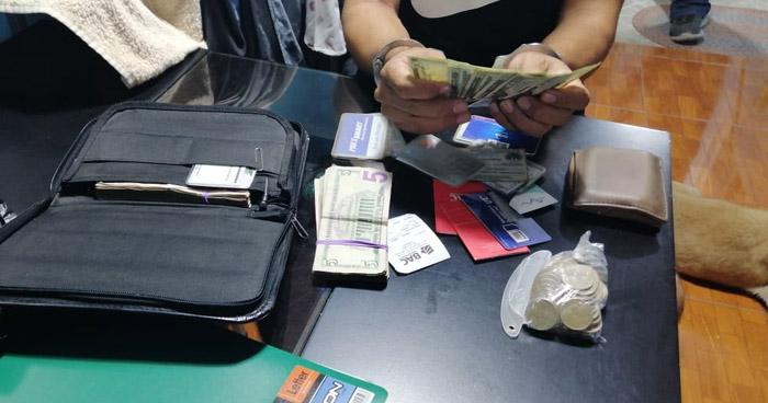"""Desarticulan """"brazo financiero"""" de la Pandilla 18 en Apopa"""