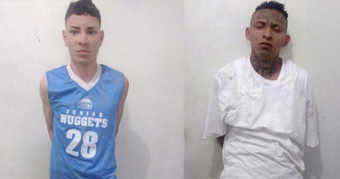 Capturan a pandilleros armados que operaban en Cojutepeque, Cuscatlán