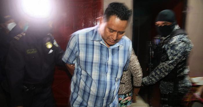 Capturan a líderes de pandillas durante operativo en Sonsonate